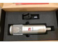 SE2000 microphone and SE metal pop shield UNUSED