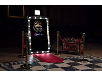 OFFER £399! Hollywood Magic Mirror Photo Booth *Hire* Manchester, Lancashire, Liverpool etc