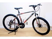 MENS QUALITY TREK 3500 MOUNTAIN BIKE FULL DISC BRAKES IN VERY GOOD ALL ROUND CONDITION RRP £379