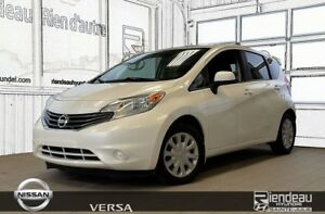 2014 Nissan Versa Note 1.6 S + A/C + BLUETOOTH