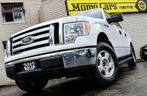 2012 Ford F-150 XLT Supercrew! 4X4! Tow Pkg! ONLY $214/bi-weekly