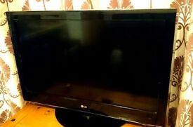 """HD LG TV 37"""""""