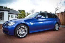 3 SERIES BMW TOURING 318i 96,000miles LA MANS BLUE