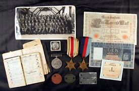 Wanted: Antiques, watches, coins, military items and old things!
