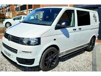 FOR SALE VW TRANSPORTER T5.1 DAY VAN FSH 2 OWNERS FROM NEW