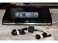 Panasonic DMR-EX87 DVD Recorder 250Gb Hard Drive Recorder Freeview HDMI