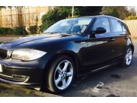 BMW 1 Series 116i limited edition 12 MONTHS MOT