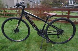 Ridgeback Hybrid Mountain bikes. All sizes available. Ex Hire. Well maintained