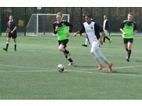 11 aside football in South London: Players wanted for football team. SUNDAY FOOTBALL TEAM. Ref: P32S