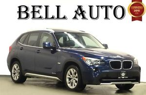 2012 BMW X1 XDRIVE 2.8L EXECUTIVE PKG LEATHER PANORAMIC ROOF