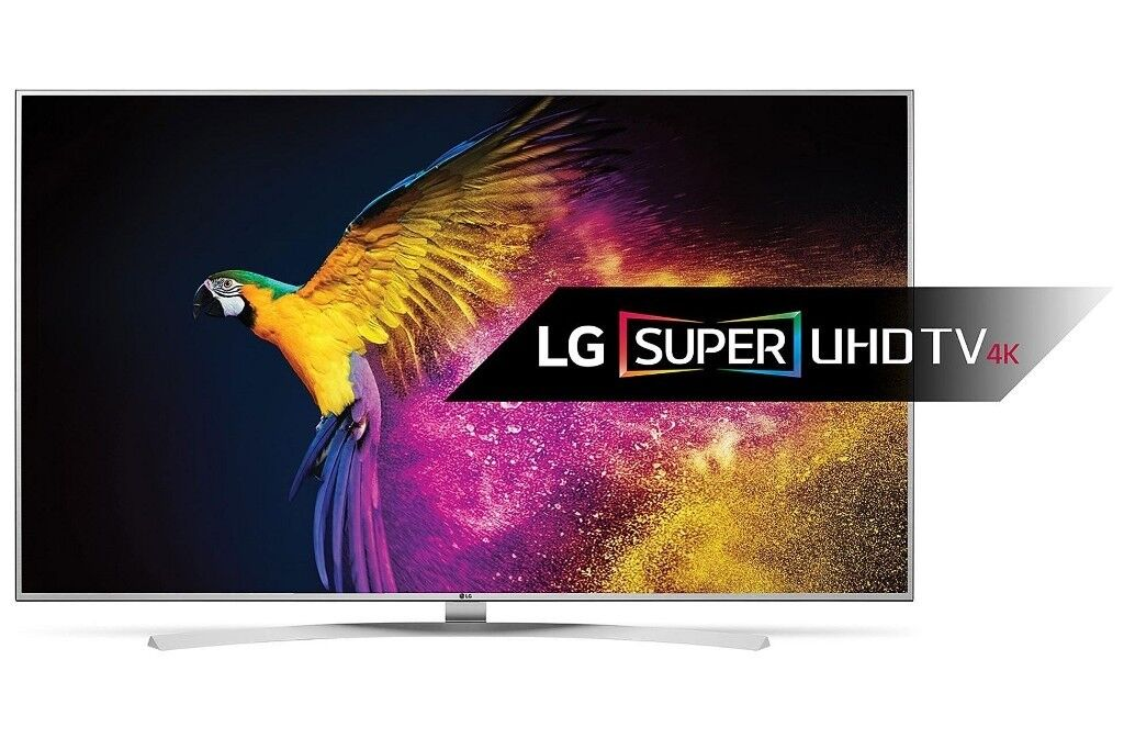 5bc2d04ae LG 49 inch Slim Super Ultra HD 4K Smart LED TV Freeview   Freesat HD WIFI +  Apps not 42 43 48 50 55