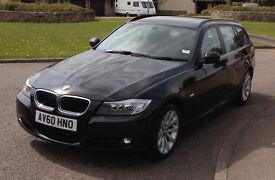 2010 BMW 3 SERIES 2.0 318d SE Touring 5dr (Price Reduced)