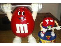 M & M Toys.