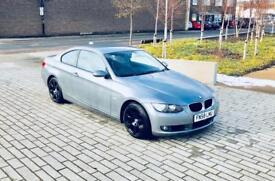 BMW 3 SERIES 2.0 320I SE 2d 168 BHP (grey) 2008