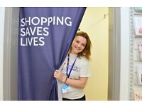 Cancer Research UK Shop Volunteer – Cheadle (Staffs)