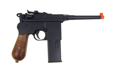 Well Mauser WWII CO2 Blowback Airsoft Pistol