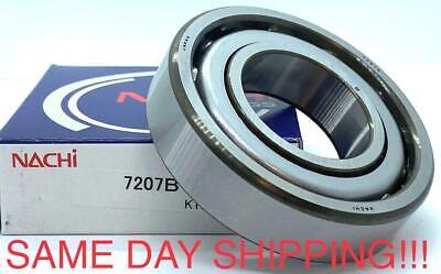 7207 B Nachi Angular Contact Bearing Made In Japan Same Day Shipping