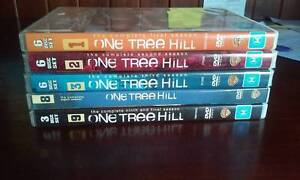 One Tree Hill DVDs Medowie Port Stephens Area Preview