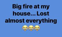 Family lost everything
