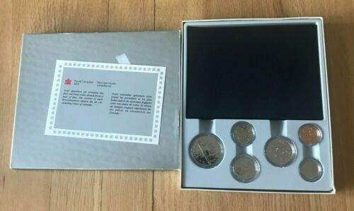 1985 Canada Uncirculated Coin Mint Set