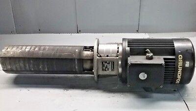Grundfos Pump Crk12-15010aaacrki2-15010aaamodel A 9217