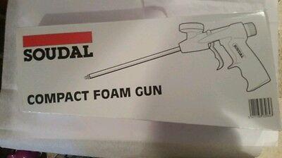 Soudal Compact Foam Gun Expanding Sealing