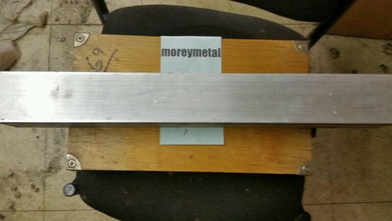 """3"""" × 3""""  Aluminum 6061 Square Bar x 23 & 5/8"""""""