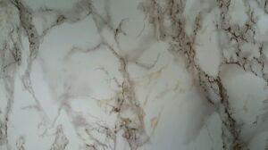 Klebefolien Selbstklebendefolien 5mx45 cm. lfm 1.-€ Marmor:CORTES BRAUN