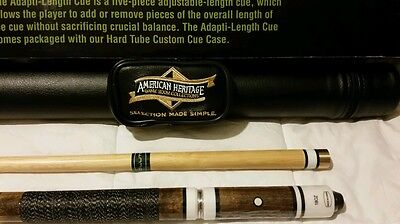 POWERGLIDE PADDED GUINNESS POOL CUE CASE WITH HANDLE SALE ITEM
