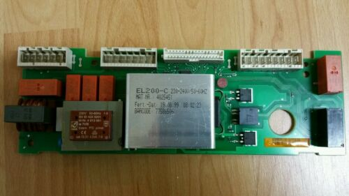 Waschmaschine defekt C B D Reparatur Miele Elektronik     EL140A  EL150 A