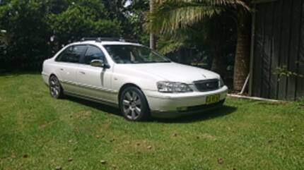 2007 Ford Fairlane Sedan very well cared for Sanctuary Point Shoalhaven Area Preview