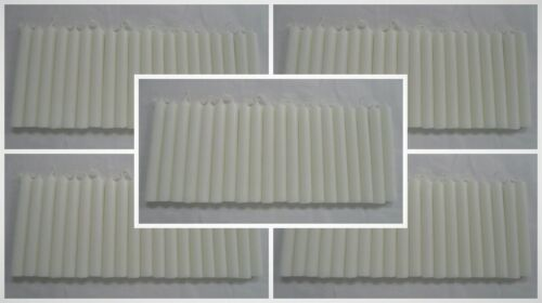 """Wholesale Lot 100 Mini 4"""" Chime Spell Candles: White (Wicca Altar Ritual) 5 x 20"""