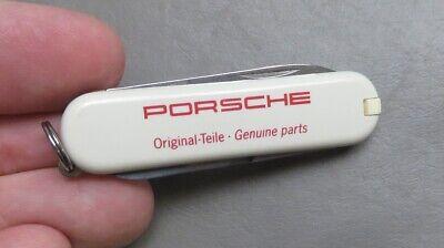 Vintage Porsche Collectible Victorinox Pocket Knife - Porsche Promo Item