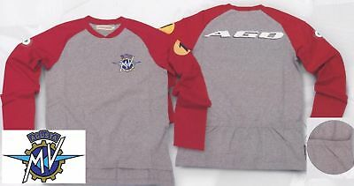 Original MV-Agusta Shirt Agostini Ago Langarmshirt Gr. XXL NEU