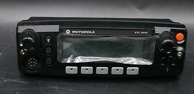 Motorola Xtl2500 Remote Control Head New