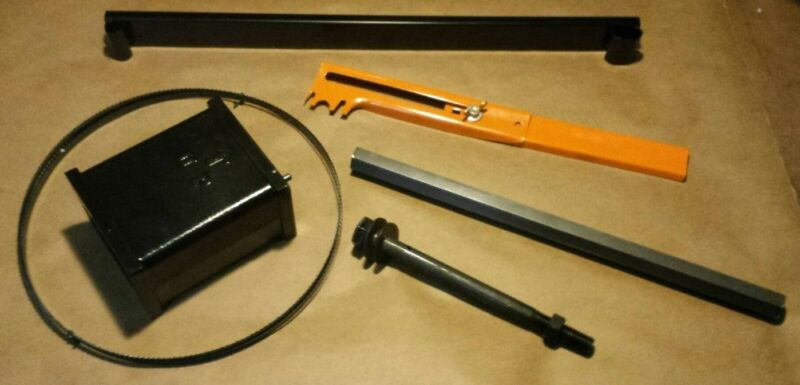 """Riser Block kit for Delta 14"""" Bandsaw with hex post interchanges with Delta 894"""