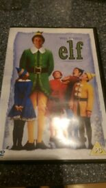 Elf DVD