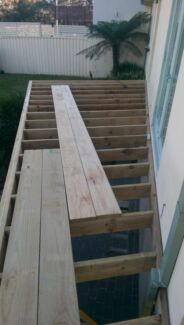 Decking carpenter / joiner Bangor Sutherland Area Preview
