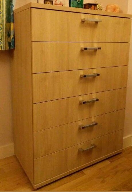 Furniture set: Wardrobe and chest of drawers. GREAT