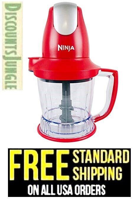 Ninja Qb1000 Master Prep Pro Food & Drink Mixer, Black, 1 ea