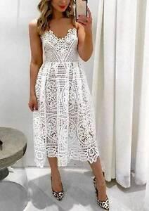 Seed Broderie Dress - Size 8 Prahran Stonnington Area Preview