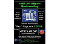 Draughty windows? Locked out or lost keys? Broken handles or hinges? Before you replace... REPAIR