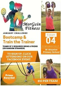 Bootcamp - 4th Feb 2017 - CHISHOLM NSW Berry Park Maitland Area Preview