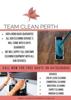 VACATE CLEANING / END OF LEASE CLEANING / CARPET CLEANING