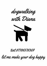 dogwalking/sitting available in Charlton, Greenwich