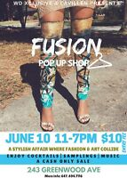 Exclusive fashion finds and hand painted clothing!