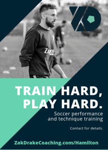 Professional Private Individual/Group Soccer Training - Indoor