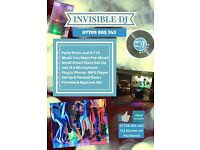 Invisible DJ Service( Save Money)