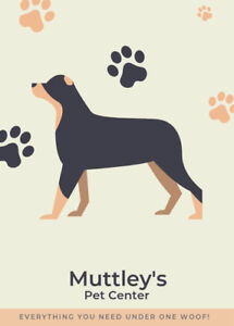 Canine Boarding/Sitting - Muttley's Pet Center