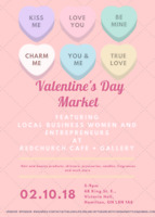 Become a Vendor! Valentine's Day Market - Businesswomen